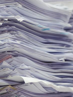Är det nödvändigt att spara deklarationen från Skatteverket?