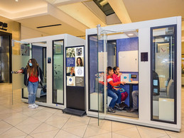 ZenSpace Launches On-Demand Workspace Pods for Remote and On-the-go Workers at Westfield Valley Fair
