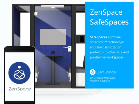 ZenSpace and Hyatt Regency Santa Clara partner to launch SafeSpaces COVID 19 workspace solutions