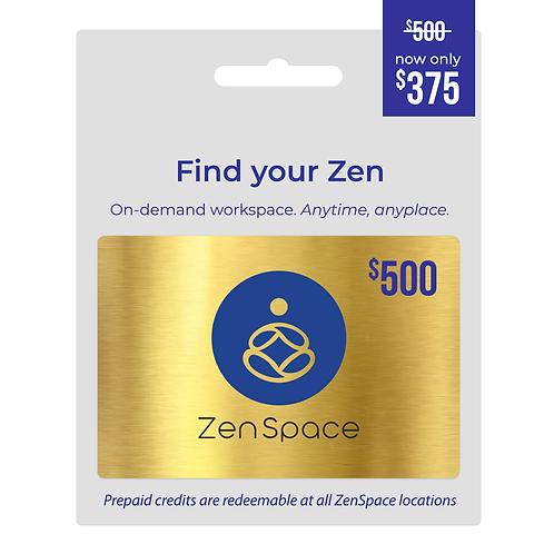 Zen Premier - valid 9 months