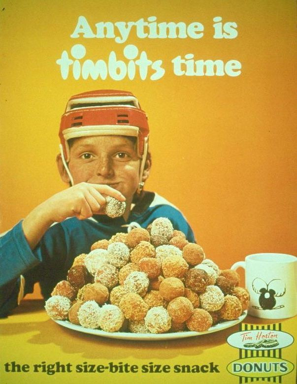 healthiest timbit calories