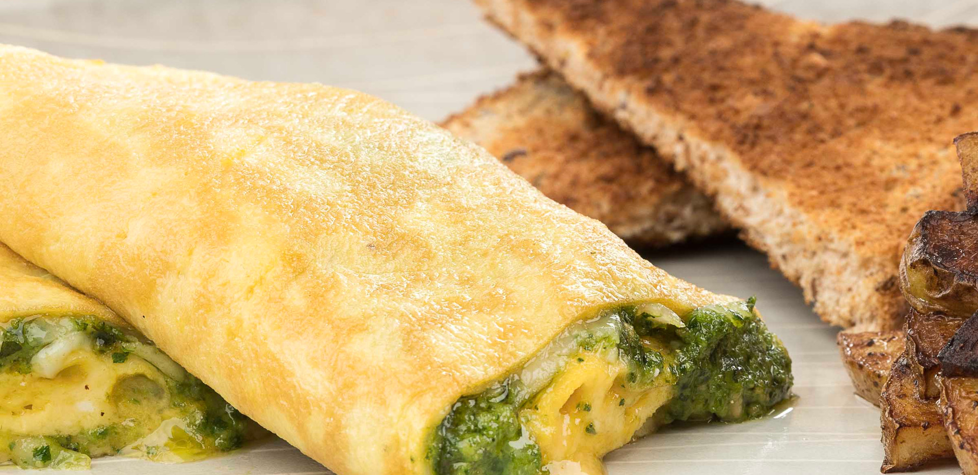 Rocket Fuel Omelette