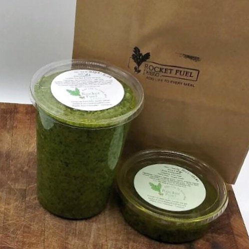 32 oz Rocket Fuel Pesto Delivery  - Pre-Order by January 17th