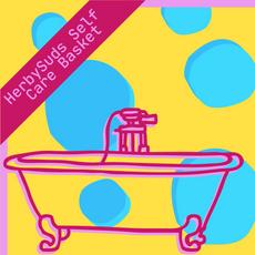 HerbySuds Self-Care Gift Basket