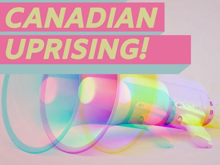 Italian-Canadian Uprising!
