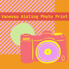 Photo Print by Vanessa Aisling