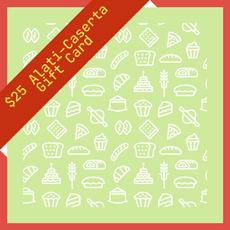 $25 Pasticceria Alati-Caserta Gift Card