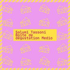 Boîte de Dégustation « Medio » Salumi Tassoni
