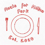 Meals for Milton Parc logo, established 2020