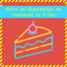 Boîte de Dégustation de Tastebuds by Erica