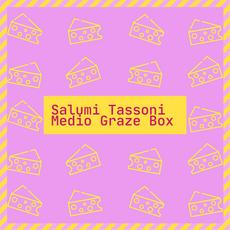 Salumi Tassoni Medio Graze Box