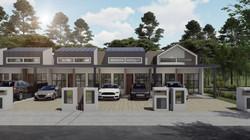 DesaVille 3 - 1 Storey Terrace