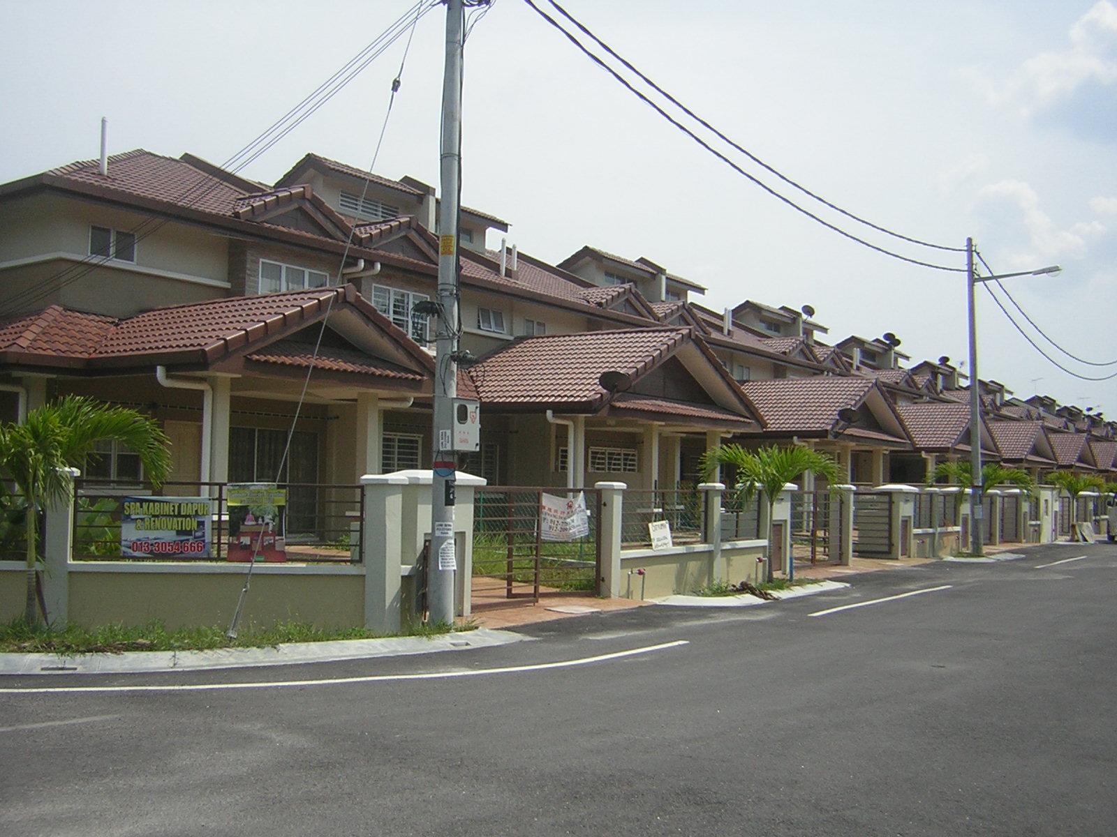 Taman Desa Meru