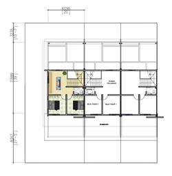 1.5 Storey Terrace - First Floor