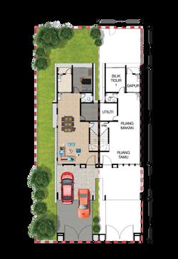 DesaVille - Ground Floor