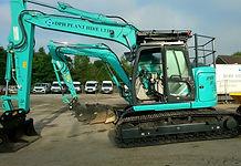 14 Tonne Doosan Excavator For Hire