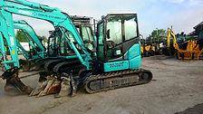 6 Tonne Doosan Excavator For Hire