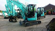 3.5 Tonne Doosan Excavator For Hire