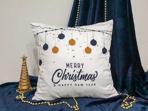 """Декоративна възглавница """"Коледа"""""""