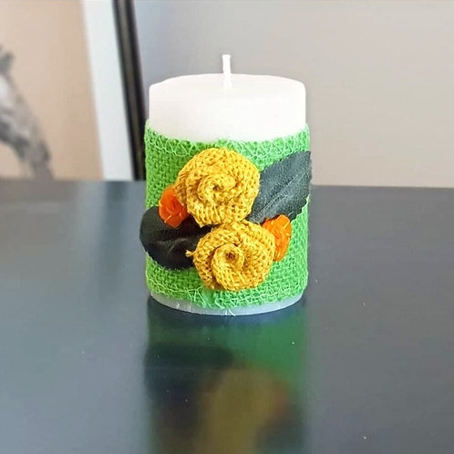 "Ароматна свещ ""Roses"""