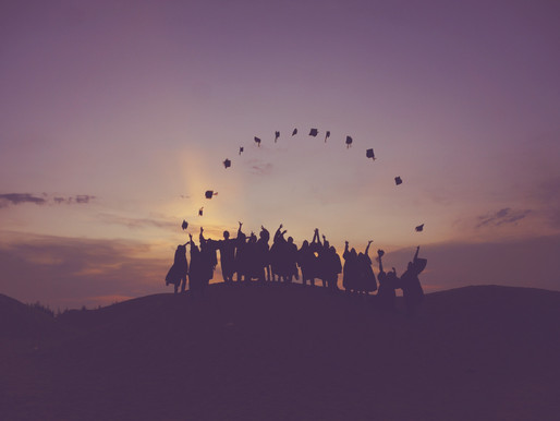 May Mortarboard Momentum: Hail to the College Graduate!