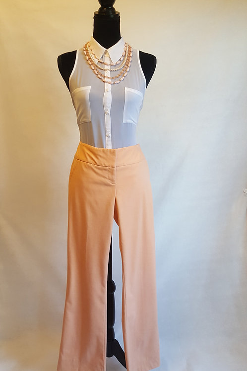 The Limited Peach Dress Pants