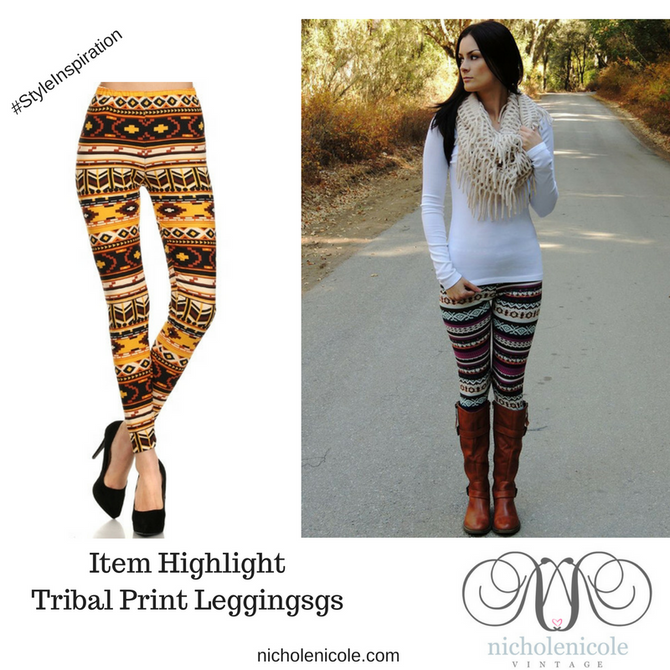 #StyleInspiration:                                                   How Do You Style Your Leggings?
