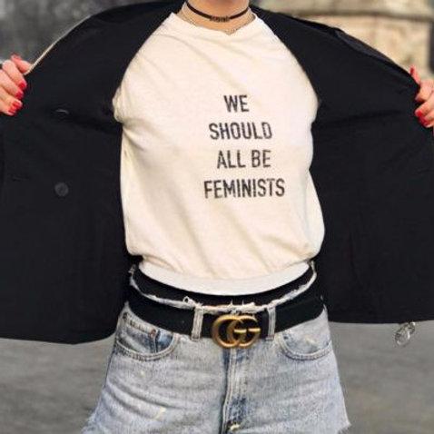 Feminist and Proud Shirt