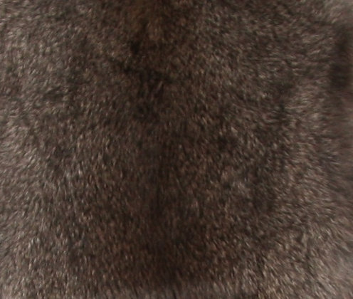 5x Dark Chocolate Fur Pelts