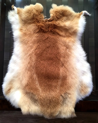 1x Ginger Biscuit Fur Pelt