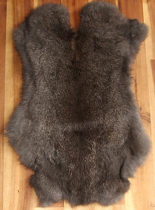 1x Dark Chocolate Fur Pelt