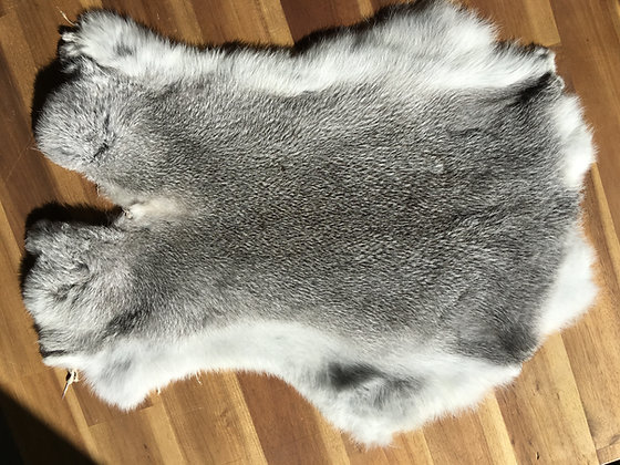 5x Chinchilla Fur Pelts