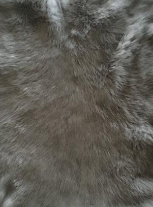 10x Fossil Grey Fur Pelts