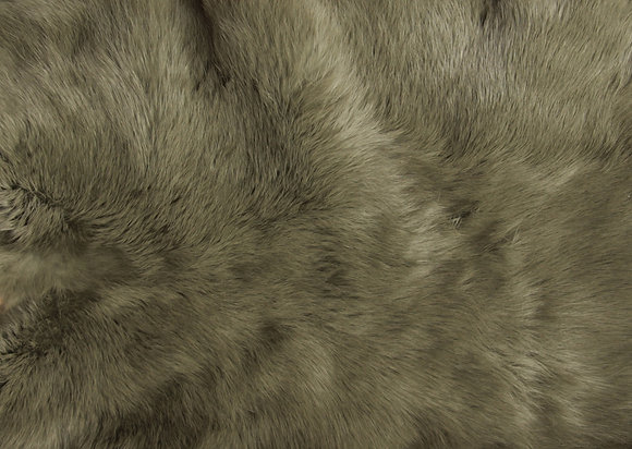 1x Forest Green Fur Pelt