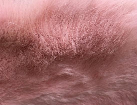 10x Pink Fur Pelts
