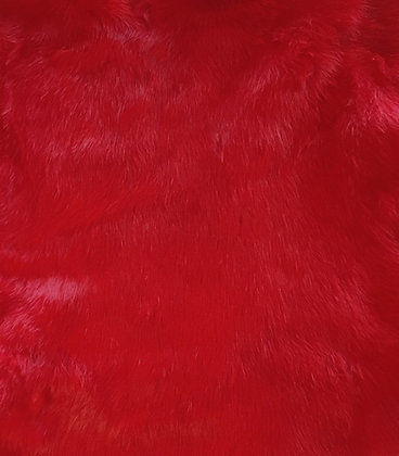 10x Red Fur Pelts