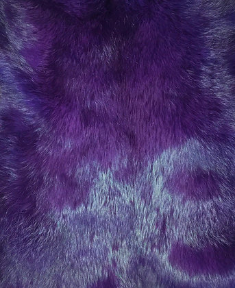 10x Purple Fur Pelts