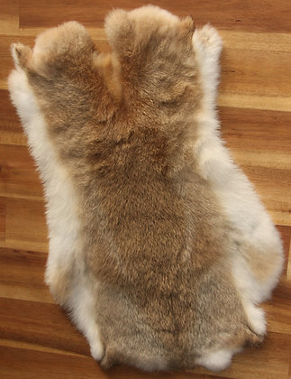 1x Woodland Fur Pelt