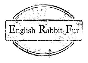 English Rabbit Fur logo