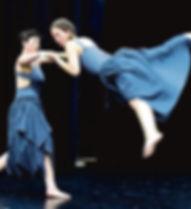 contemporary modern dancers Wild Heart Dance Boulder Denver