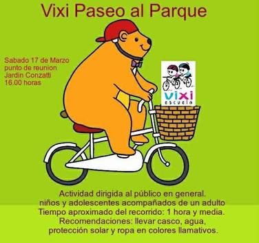 VixiPaseo MARZO 2018