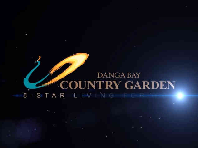 Country Garden Danga Bay 3rd year Anniversary