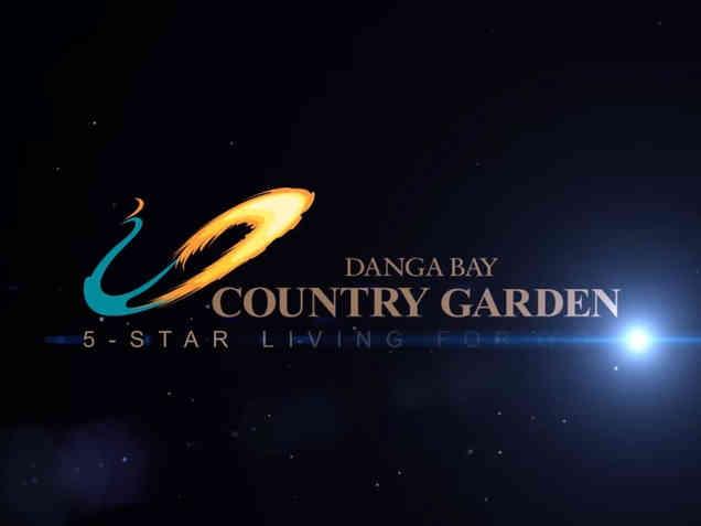 Country Garden Danga Bay 3rd year Anniversary