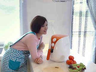 【母子篇】Meck 空气炸锅 Oil-Free Air Fryer