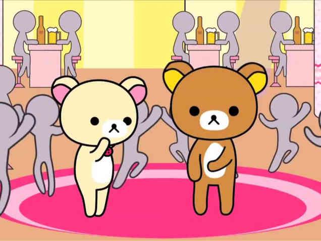 可爱萌熊求婚 之 我和你的爱情故事