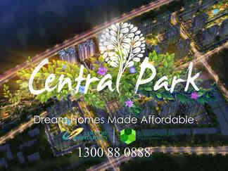 Central Park Cinema Advertisement