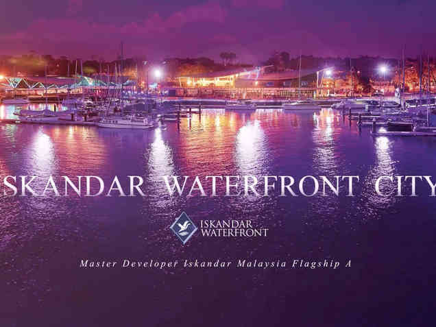 Iskandar Waterfront Holding