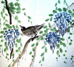 the bird on the bough.JPG