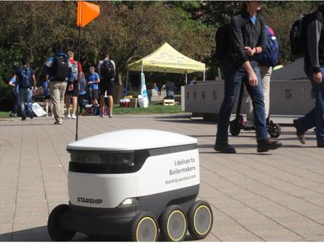 Understanding Public Perception of Robots using Social Media