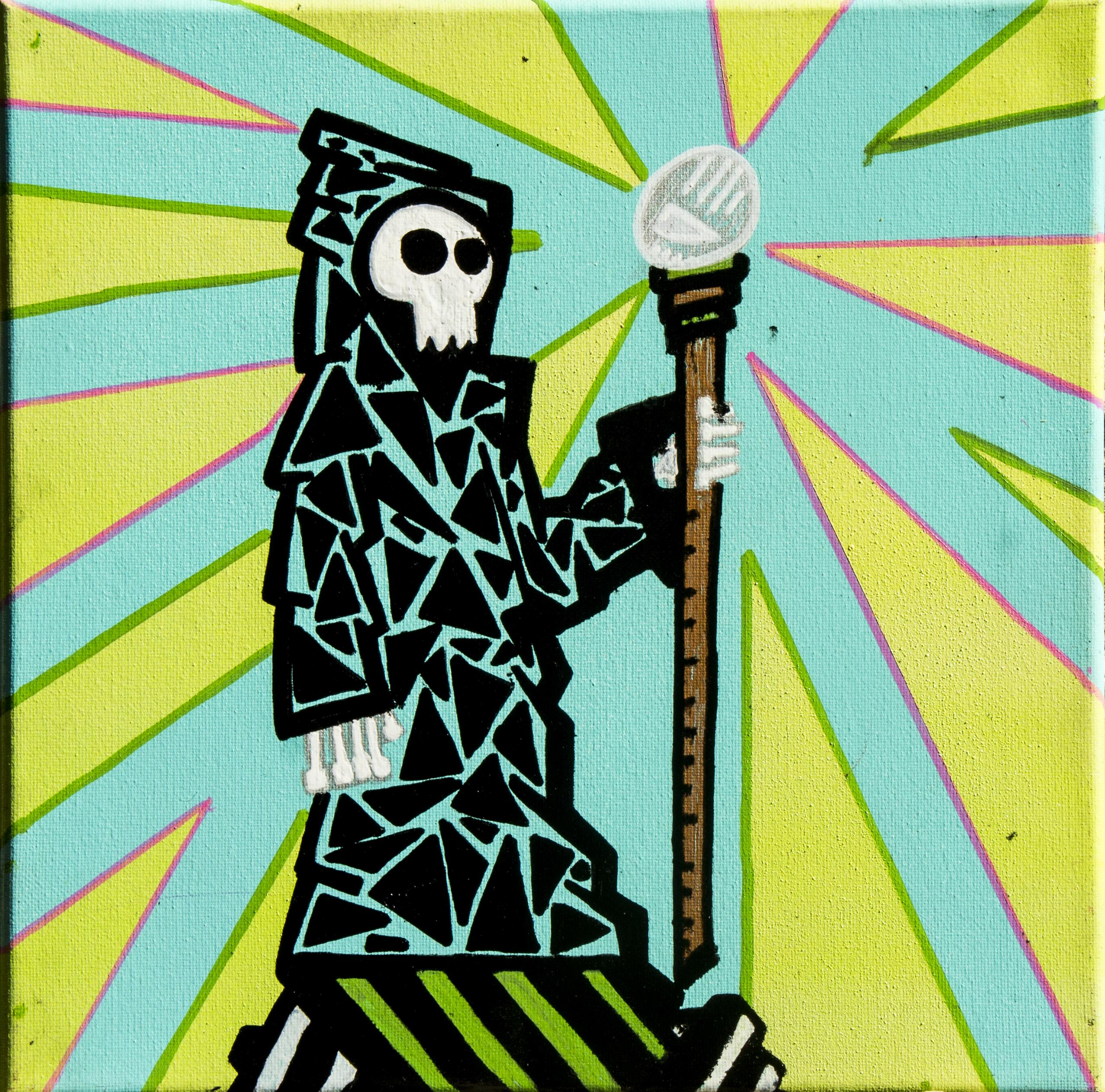 Grim Wizard